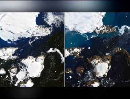 انٹارکٹیکا میں بڑھتی ہوئی گرمی... ماہرین نے ایک بار پھر خطرے کی گھنٹی بجادی
