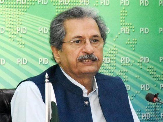 اس سال امتحانات ملتوی یا منسوخ نہیں ہوں گے، شفقت محمود