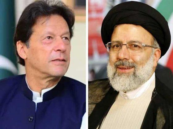 وزیر اعظم کا ایرانی صدر کو فون، بگڑتی افغان صورتحال پر تشویش