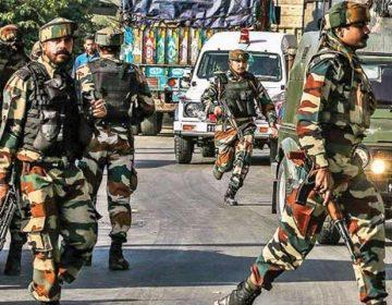 مقبوضہ کشمیر میں بھارتی فوج کی فائرنگ سے مزید 2 کشمیری نوجوان شہید