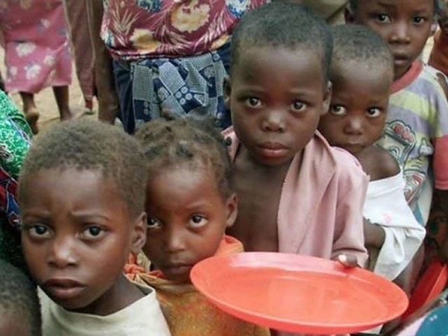 ہر ایک منٹ میں 11 افراد بھوک سے مر جاتے ہیں، تحقیقی رپورٹ