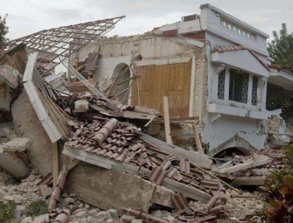 تاجکستان ; 5.9 شدت کے زلزلے میں درجنوں مکانات تباہ اور 5 افراد ہلاک