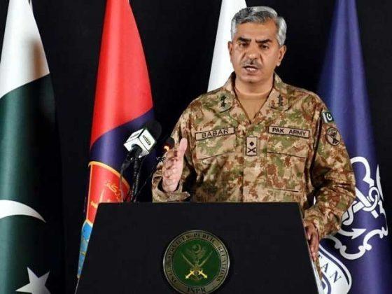 بھارت افغانستان میں اپنی پاکستان مخالف سرمایہ کاری ڈوبنے پر پریشان ہے، ترجمان پاک فوج