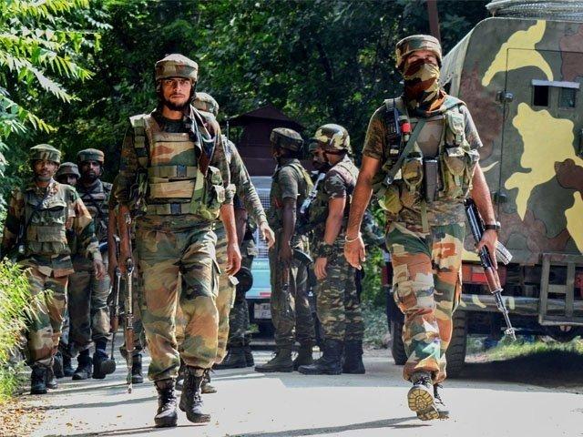 مقبوضہ کشمیر میں بھارتی فوج کی فائرنگ سے مزید3 کشمیری نوجوان شہید