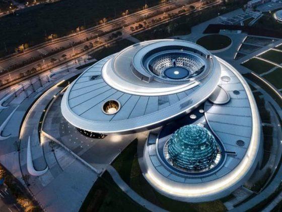 چین میں دنیا کا سب سے بڑا فلکیاتی میوزیم قائم