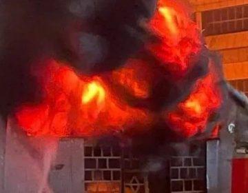 عراق میں کورونا اسپتال میں آتشزدگی سے 52 افراد ہلاک