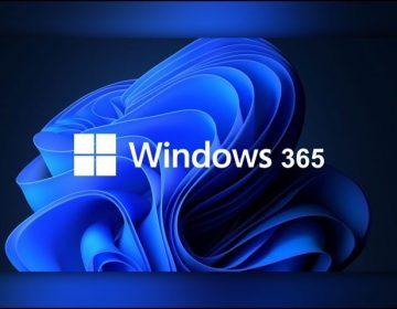 مائیکروسافٹ نے جدید ترین ''ونڈوز 365'' آپریٹنگ سسٹم کا اعلان کردیا