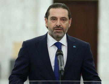 لبنان میں سیاسی ڈیڈلاک برقرار؛ وزیراعظم سعد الحریری نے استعفیٰ دیدیا