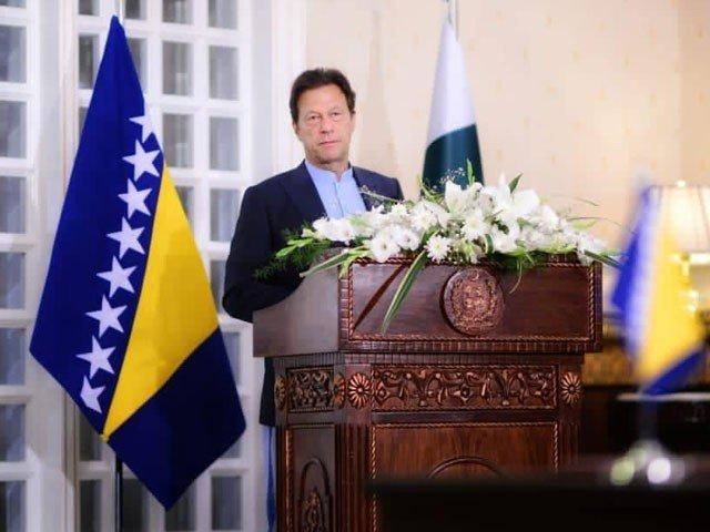 طالبان کو افغانستان میں فتح نظر آرہی ہے اب وہ ہماری بات کیوں سنیں گے، وزیراعظم