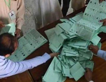 آزاد کشمیر انتخابات میں تحریک انصاف کی فتح