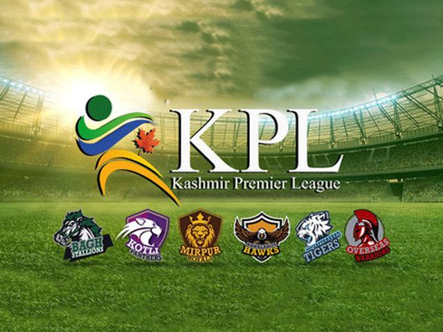 بھارت نے غیرملکی کھلاڑیوں کو دھمکیاں دیکر کشمیر پریمیئر لیگ میں شرکت سے روک دیا