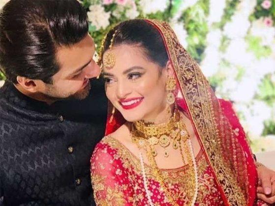 منال خان احسن محسن کی شادی؛ ایمن خان فرط جذبات سے روپڑیں، ویڈیو وائرل