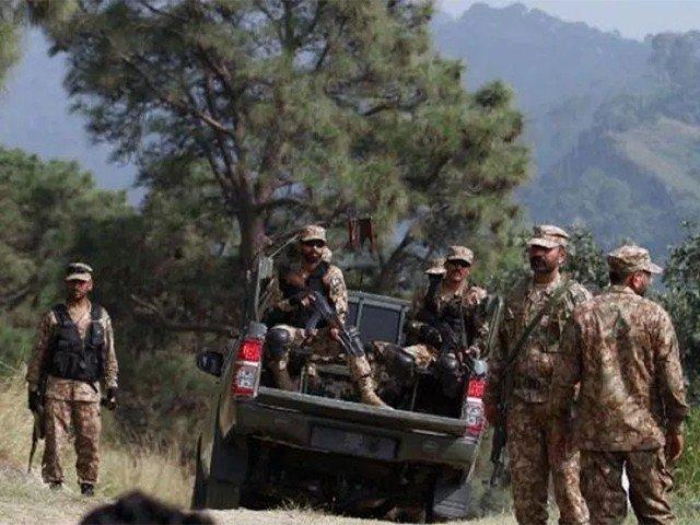 جنوبی وزیرستان میں دہشت گردوں کی فائرنگ سے پاک فوج کے 7 جوان شہید