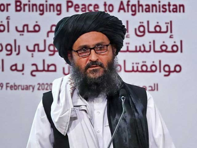 افغان طالبان رہنما ملا برادر دنیا کے بااثر ترین افراد کی فہرست میں شامل