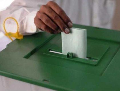آزاد کشمیر اسمبلی کے 2 حلقوں میں ضمنی انتخابات کے لیے پولنگ