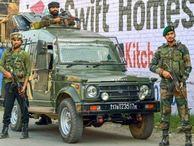 بھارتی فوج کی ریاستی دہشت گردی میں مزید 5 کشمیری نوجوان شہید