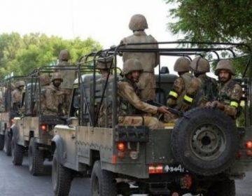 شمالی وزیرستان میں فورسز کے آپریشن میں دہشتگرد ہلاک، 2 جوان شہید